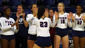 Volleyball Faces Off Against Brown, Yale in Weekend Series - University of  Pennsylvania Athletics
