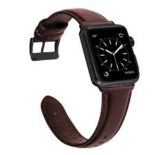 good quality genuine leather watch band