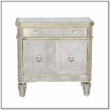 z gallerie mirrored side table home