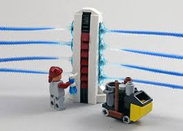 Electric Fence Electric Fence Lego Construction Brick Loft