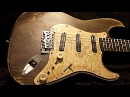 guitar out of a diy kit