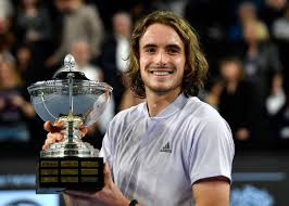 Stefanos Tsitsipas Might Make His Breakthrough Anytime
