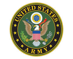 Army Emblem Us Army Logo Vinyl Decal Sticker For Cars Trucks Laptops Etc 5 Round Morale Tags