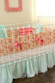 baby crib bedding set by lottiedababy