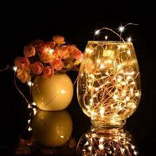 Xài pin AA) Đèn led dây Đom Đóm Chipsbling Fairy Lights 3m vàng nắng trang  trí phòng lãng mạn ↘↘↘ Giảm 14%
