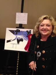 Award-winning Chickasaw artist finds her way home to Ada | News |  theadanews.com