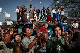 Adam Dean, Return of Suu Kyi | World Photography Organisation