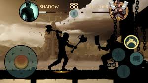 SHADOW FIGHT 2 ,defeating all demons ...