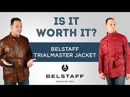 belstaff trialmaster jacket is it
