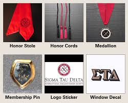 Wordy By Nature How To Graduate With Sigma Tau Delta Swag