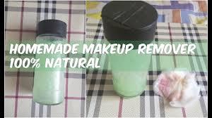 diy makeup remover homemade natural