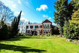 Myrtle Hall, Prescot Road, Aughton 6 bed detached house - £950,000