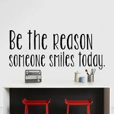 Be The Reason Inspirational Motivational Wall Decal Quote Art Vinyl Home Decor Ebay