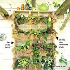 diy outdoor plant shelf for fences