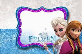 Frozen Nevando Invitaciones Para Imprimir Gratis Cumpleanos