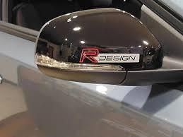 For Volvo R Design Mirror Decal Stickers Graphic Custom V40 V60 C30 Xc60 S60 S40 Archives Statelegals Staradvertiser Com