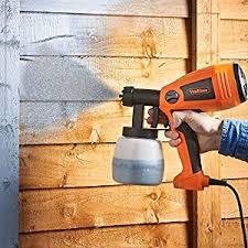 Vonhaus 400w Paint Sprayer Spray Gun Five Stars