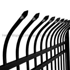 Anti Climb Security Fence Hebei Wopeng Intelligent Equipment Co Ltd Page 1