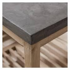 concrete arden rectangle coffee table