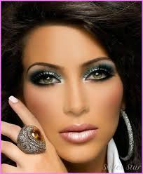 makeup ideas green eyes brown hair