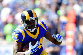 Rams RB Malcolm Brown sprains MCL, will ...