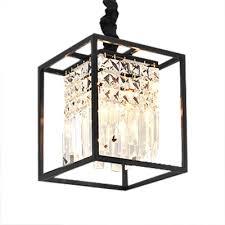 modern black gold chandelier with