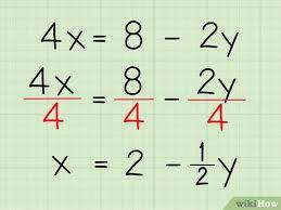 3 ways to solve systems of algebraic