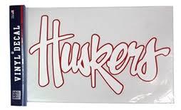 Nebraska Cornhuskers Stickers Decals Magnets Page 2