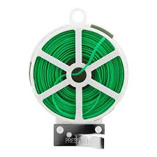 flat garden wire pvc coated 30m 2mm
