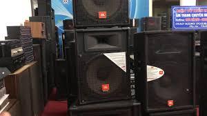 Loa jbl ,ev mỹ bãi đủ mô đen cho karaoke gia đình hàng đẹp báo giá ...