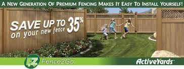 Ez Fence2go Installation Dennisville Fence