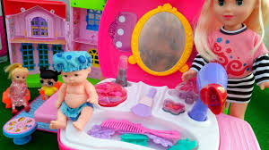 makeup kit baby doll beautician play