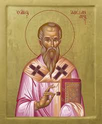 Saint Alexandre | Patriarche de Constantinople | IMPERIAL ICONS
