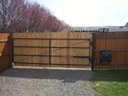 Driveway Gates Gallery Yakima Fencing