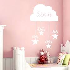 diy decor for baby girl room