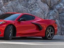 Exclusive Some C8 Corvette Models Delivered With Erroneous Window Sticker News Break
