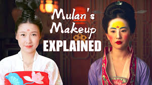 traditional chinese makeup