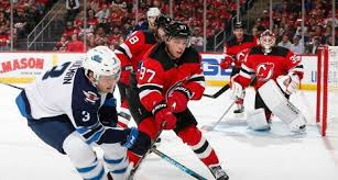 Devils can't hang on after fast start against Jets in opener