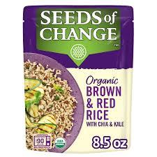 seeds of change organic quinoa brown