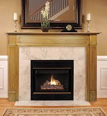 williamsburg fireplace mantel