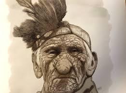 Chief John Smith – Romero Artwork