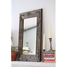 reclaimed wood mirrors com