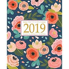 planner weekly and monthly calendar organizer
