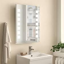 maverick touch sensor backlit mirror