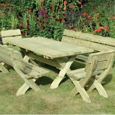awesome outdoor table and chair set