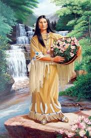 "Nanye-hi (ᎾᏅᏰᎯ: ""One who goes about""), known in English as Nancy Ward (c.  1738–1822 or 1824) was a g… 