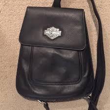 harleydavidson las black leather