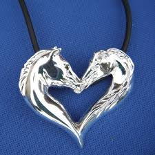 horse heart jewelry for valentine s day