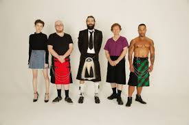offensive for non scots to wear kilt