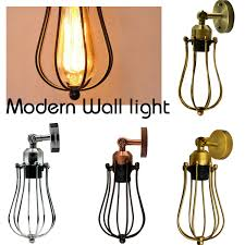 wall mounted lights rustic sconce